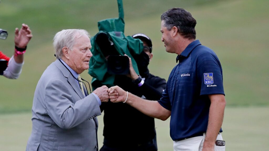 Jack Nicklaus reveals positive test for Covid-19