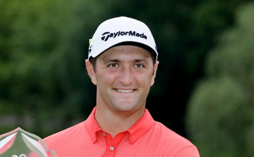 Rahm targets lengthy spell as world number one