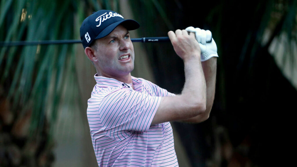 Rocket Mortgage Classic R2 - Simpson and Kirk leading