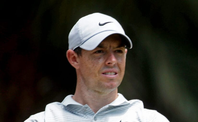McIlroy hopes coach Michael Bannon can get him back on track