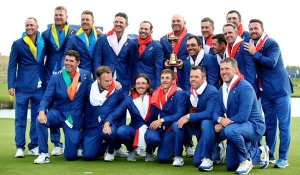 Ryder Cup captains support decision to postpone 2020 event
