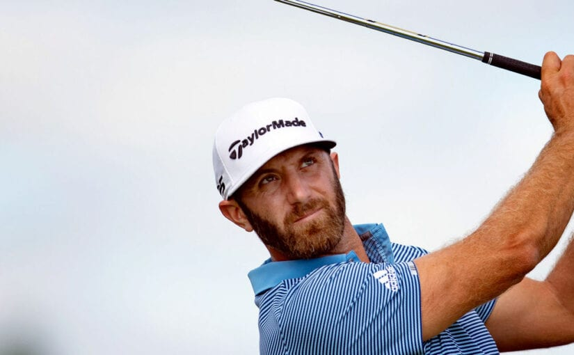 Northern Trust R3 - Dustin Johnson extends lead in Boston with strong finish