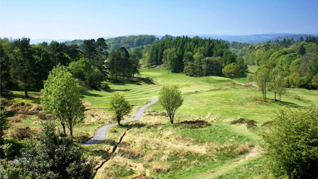 Treat yourself to a golf staycation at Linthwaite House in the Lake District this summer