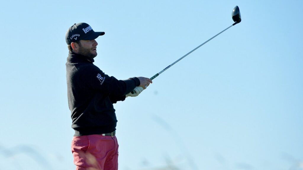 Grace out of US PGA after testing positive for Coronavirus