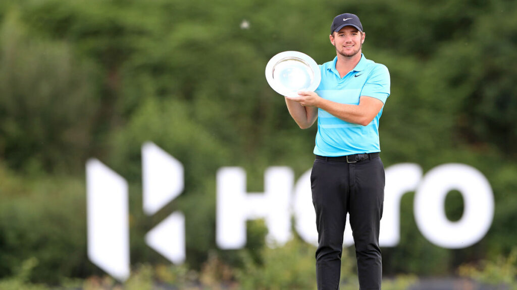 Sam Horsfield determined to kick on after maiden European Tour win