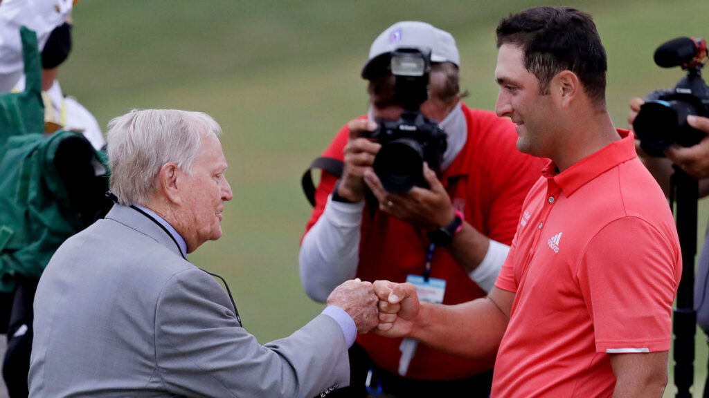 Rahm's Rendezvous with Seve's Shadow