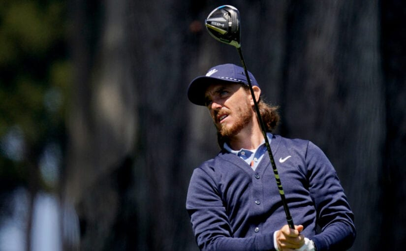 US PGA Championship R2 - English trio play themselves into contention