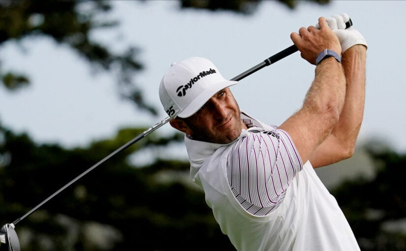 Northern Trust 2020 R4 - Dustin Johnson reclaims World Number 1 spot with stunning victory