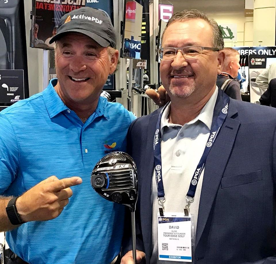 Interview with David Glod, Founder Tour Edge