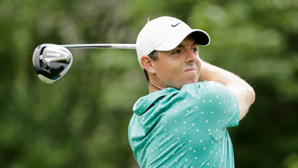 BMW Championship 2020 R2 - Cantlay and McIlroy tied for lead