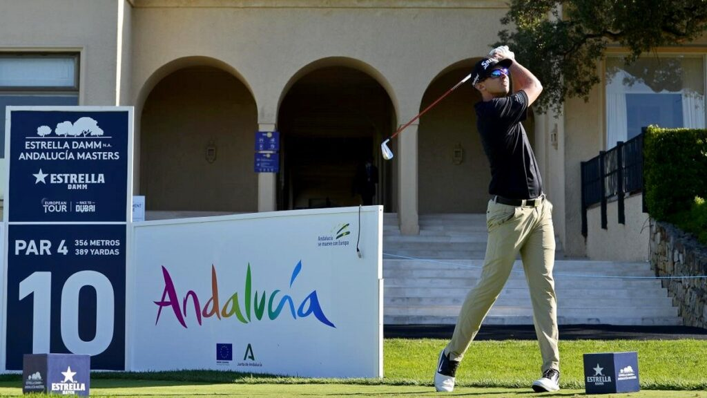 Andalucia Masters 2020 R2 - Catlin moves clear at Valderrama