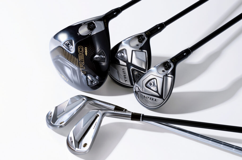 HONMA extends Tour Release family with launch of TR21 range