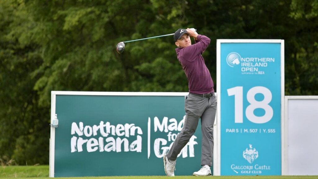 Northern Ireland Open R3 - Tyler's top of the class in Northern Ireland