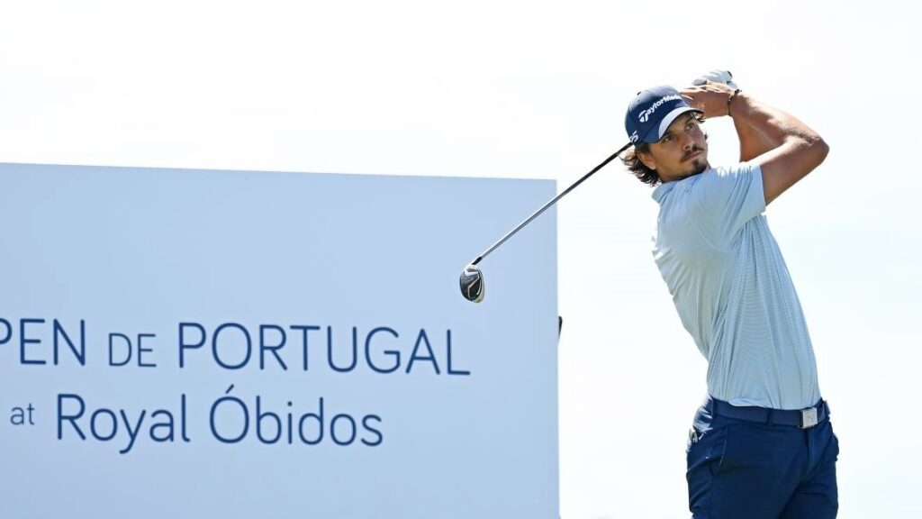 Open de Portugal 2020 R1 - Lopes targets home victory after best European Tour round