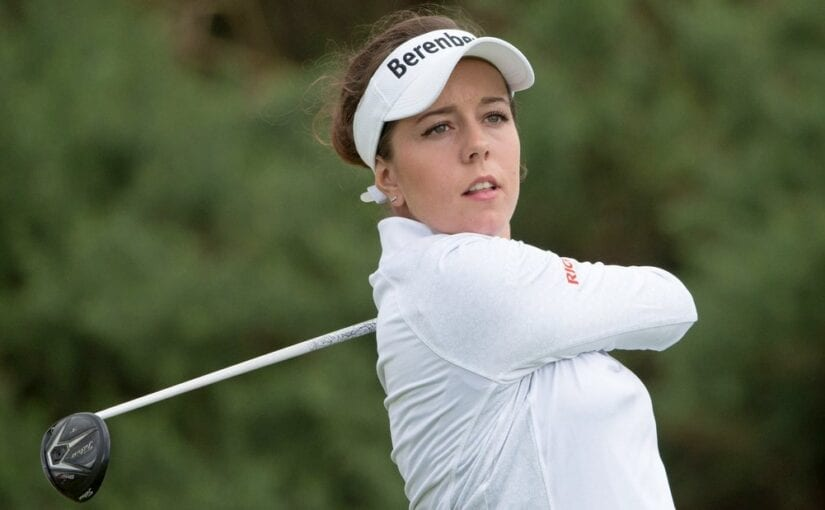 Cambia Portland Classic R3 - Georgia Hall wins first LPGA title in the United States
