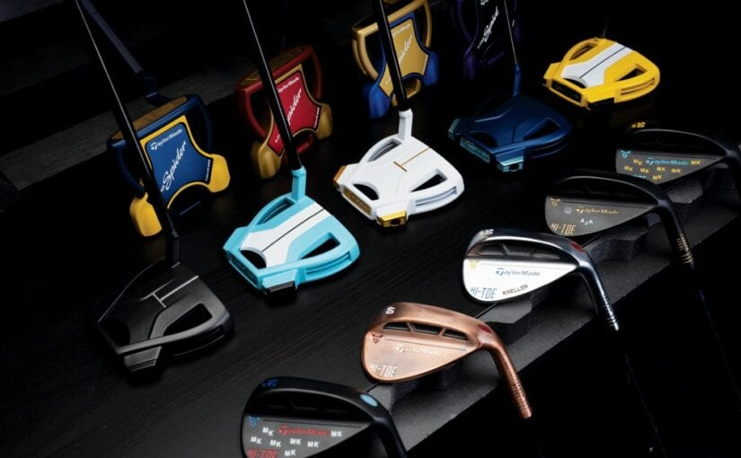 TaylorMade introduces #MyTaylorMade family into Europe