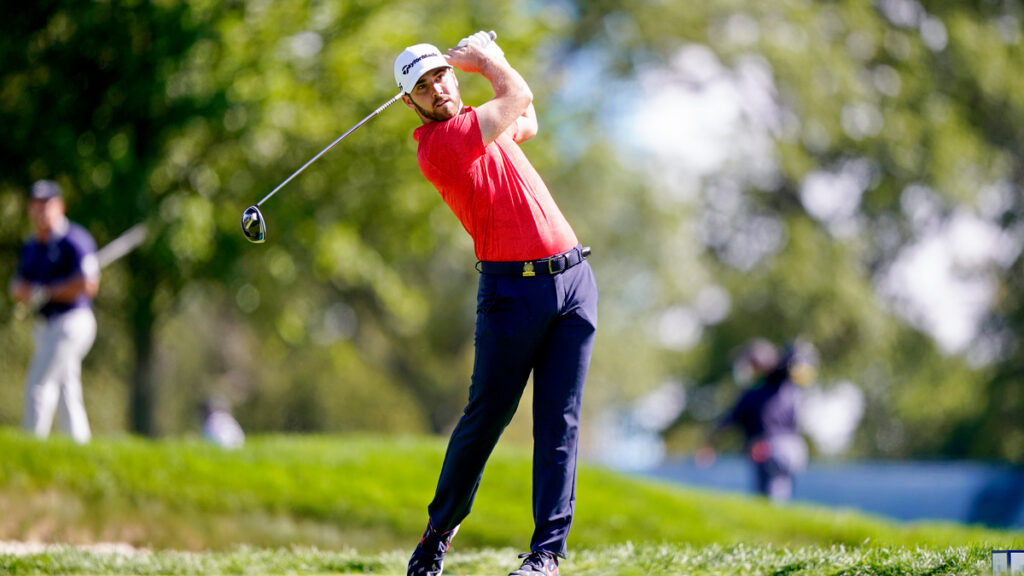 Winged Foot over-powered? Wolff and DeChambeau in Sunday's final pairing with major implications