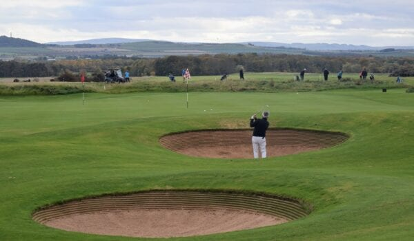 Gullane look to future with new short game facility and Visitors' Clubhouse