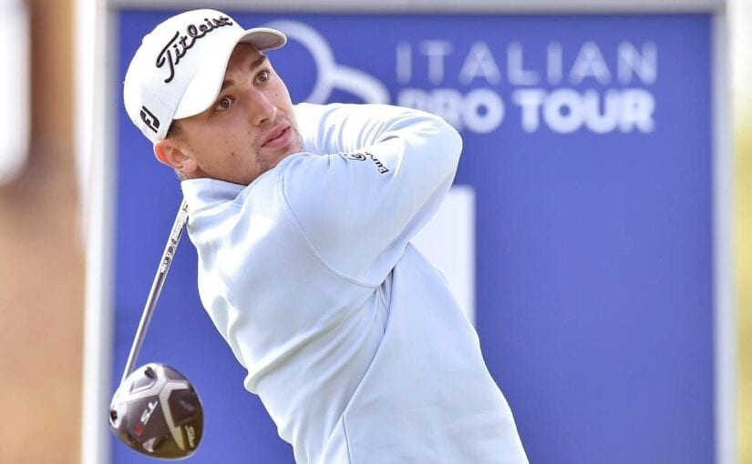 Italian Challenge 2020 R2 - Open reduced to 54 holes as Clements retains lead