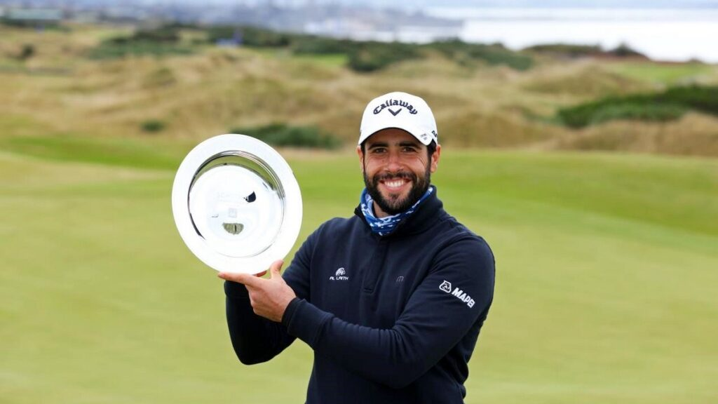 Scottish Championship 2020 R4 - Otaegui claims special victory in St Andrews