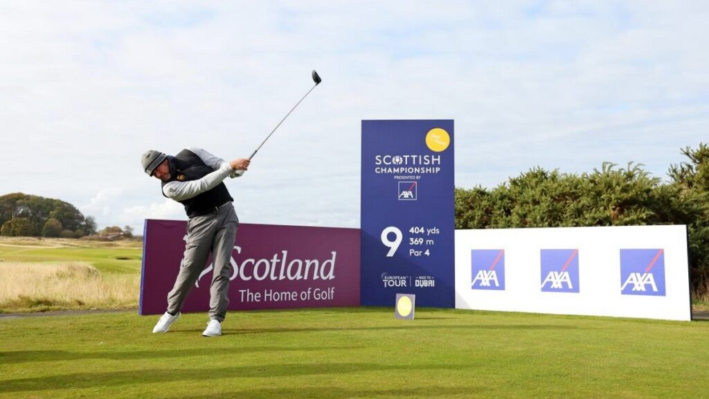 Westwood ready for more at Scottish Championship