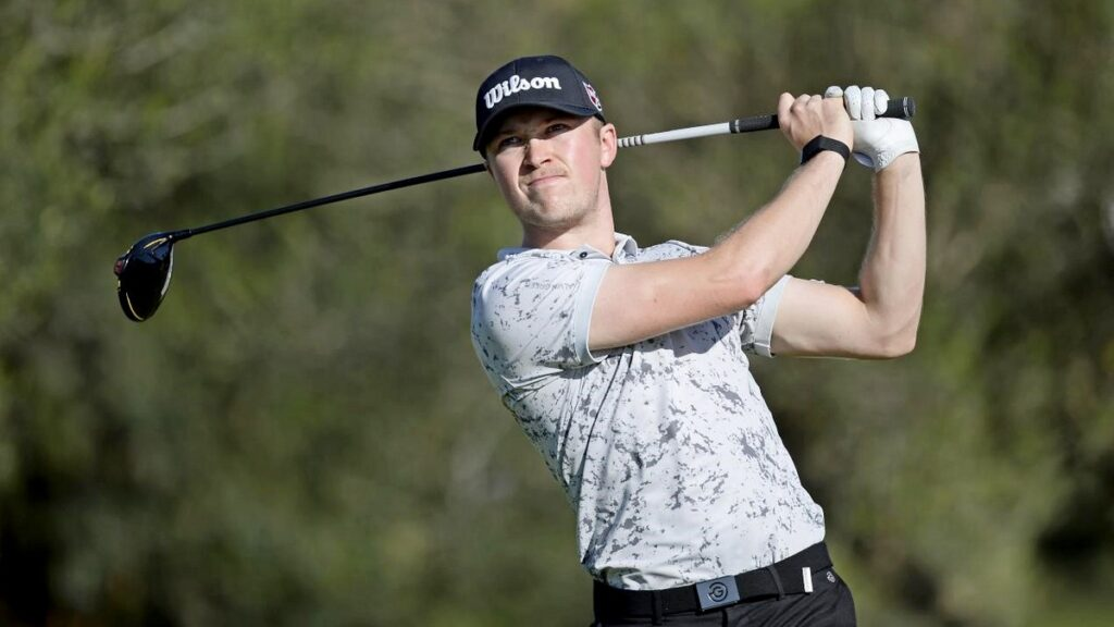 Challenge Tour Grand Final 2020 R1 - Mansell trusts his instincts to claim share of lead