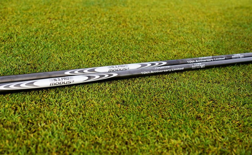 Nippon Shaft marks 10th anniversary of popular MODUS³ steel shaft series