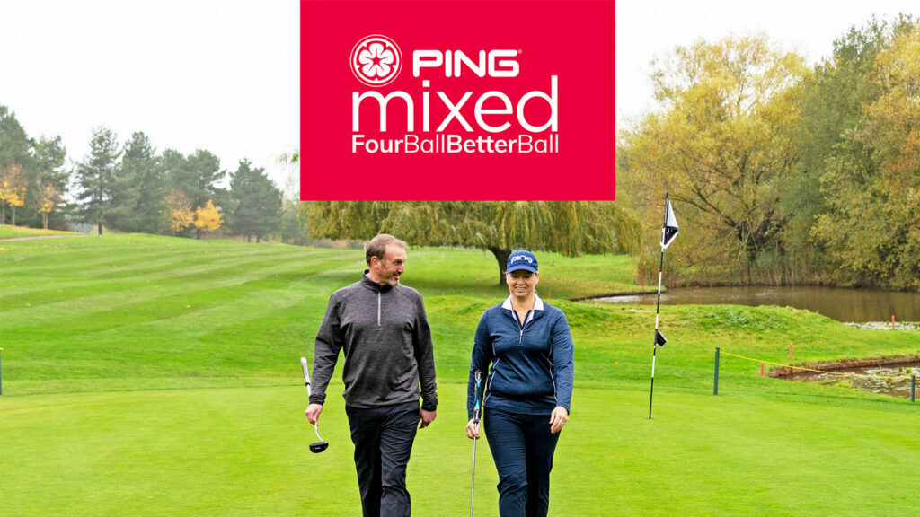 PING shows support for mixed golf with launch of new country-wide competition