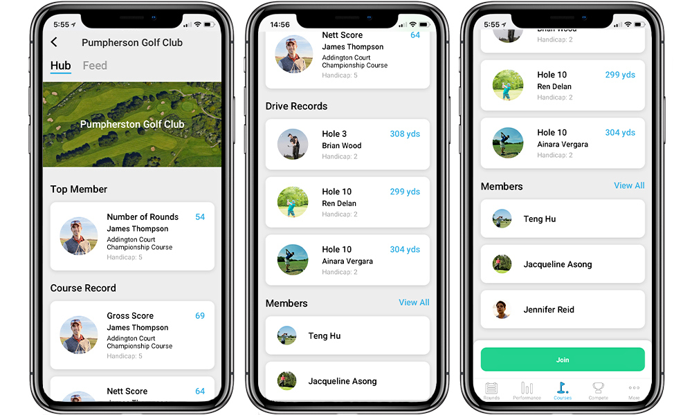 Shot Scope launches ground-breaking Course Hub social community for golfers