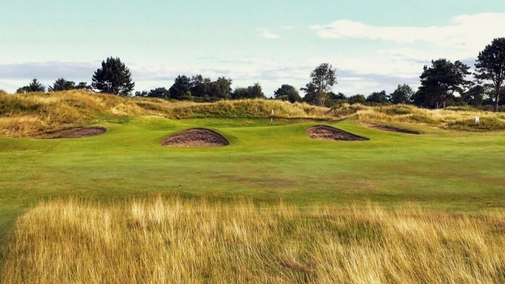 Nairn Dunbar crowned Environmental Golf Course of the Year
