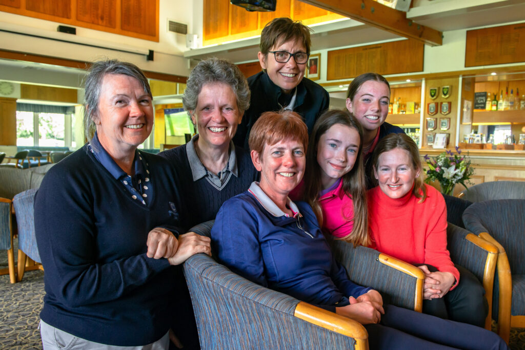 Berkhamsted commits heavily to Women In Golf Charter