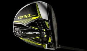 Cobra introduces the King Radspeed family of metalwoods with radial weighting