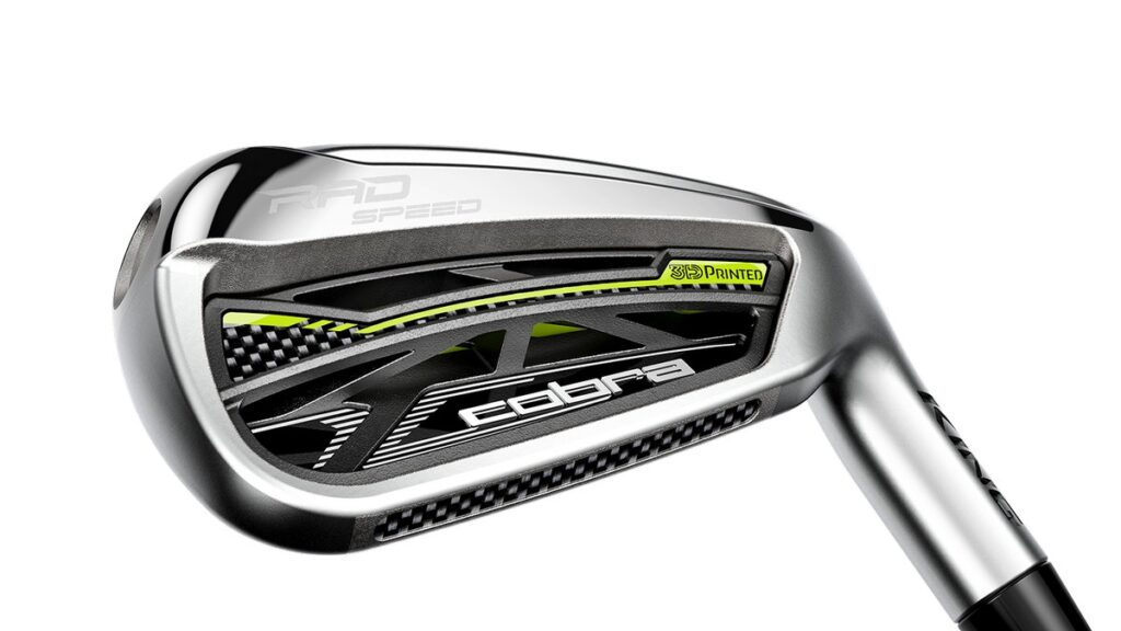 Cobra delivers a new level of iron performance with Radspeed Variable and One Length offerings