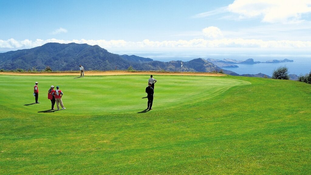 Madeira December deals are a gift for golfers