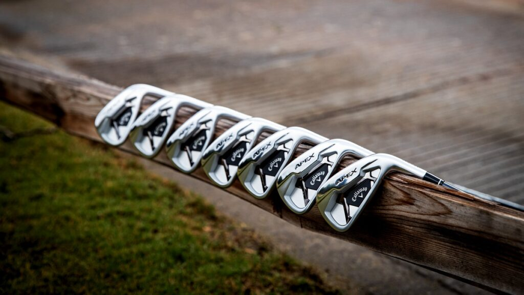 Callaway Golf announces new Apex Irons & Hybrids