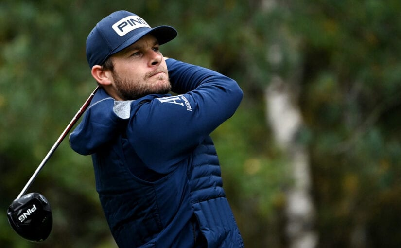 PING re-signs Tyrrell Hatton