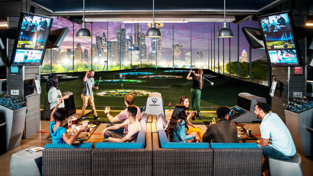 Topgolf Dubai opens its doors to the city