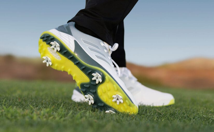 A new era in lightweight golf footwear: ZG21
