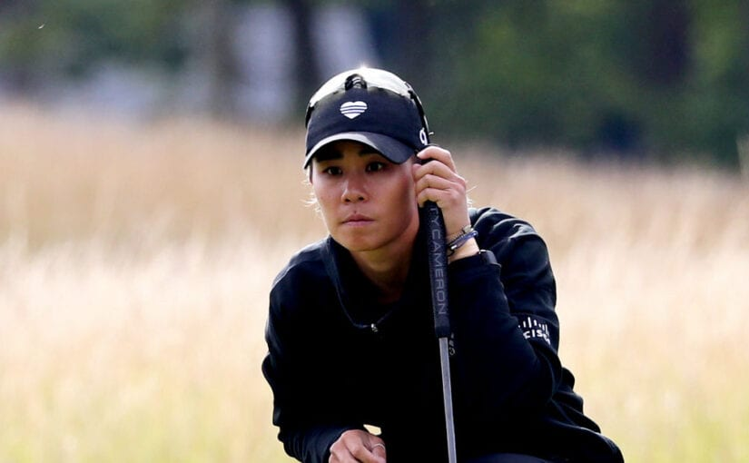 Diamond Resorts Tournament of Champions 2021 R1 - Danielle Kang takes 1-shot lead in Florida