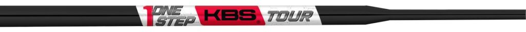 KBS launches the 1 One Step putter shaft