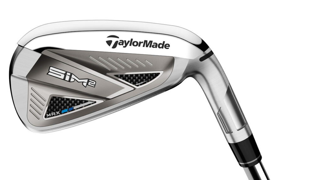 TaylorMade announces SIM2 Max and SIM2 Max OS Irons