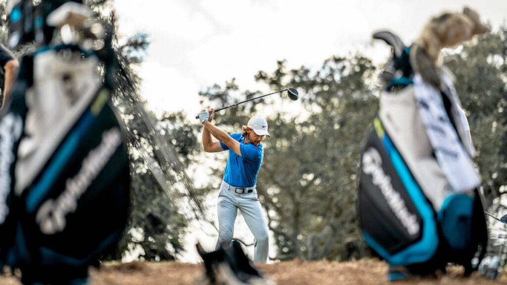 Tommy Fleetwood joins team TaylorMade