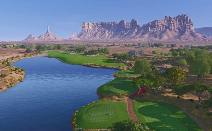 Jack Nicklaus to design signature championship golf course at Qiddiya, Saudi Arabia