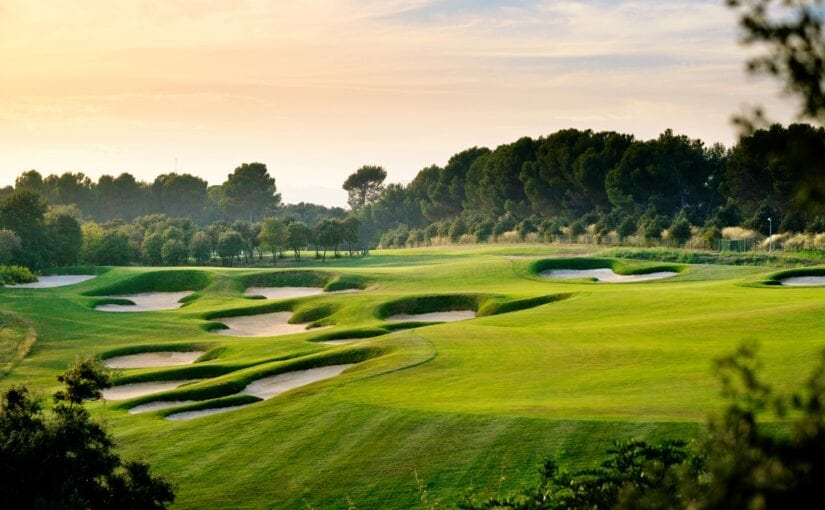 Real Club de Golf El Prat - Barcelona kicks season off with two tournaments valid for the World Amateur Golf Ranking