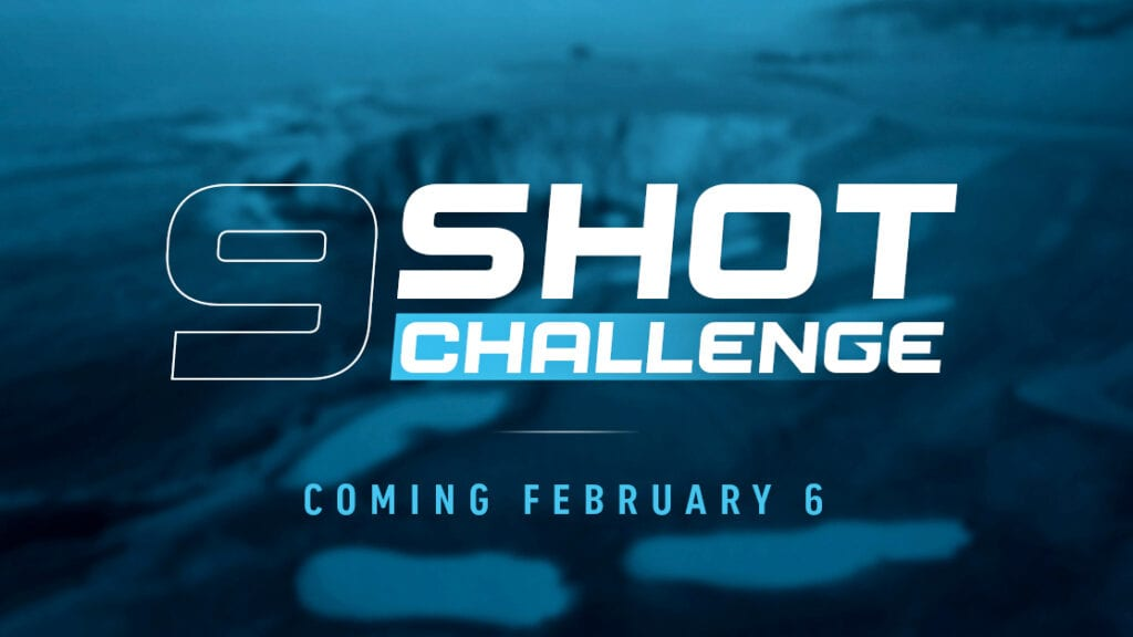 Topgolf announces first-of-its-kind 9-Shot Challenge