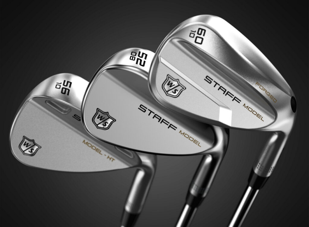 Wilson launches new Tour Grind wedge