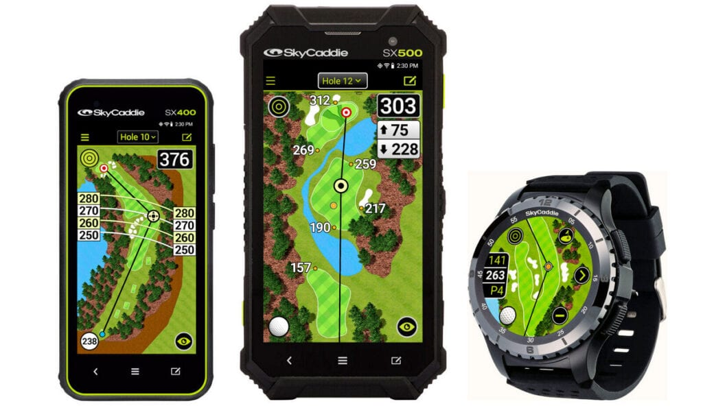 'Master' your distances with £50 off SkyCaddies