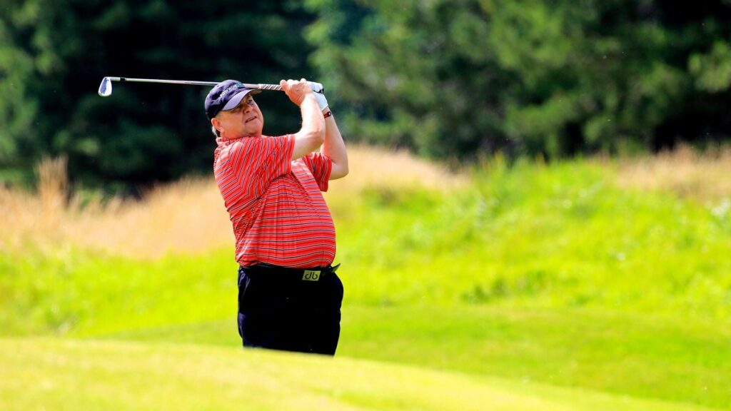 Oldcorn enjoys new lease of life with Golfer's CBD