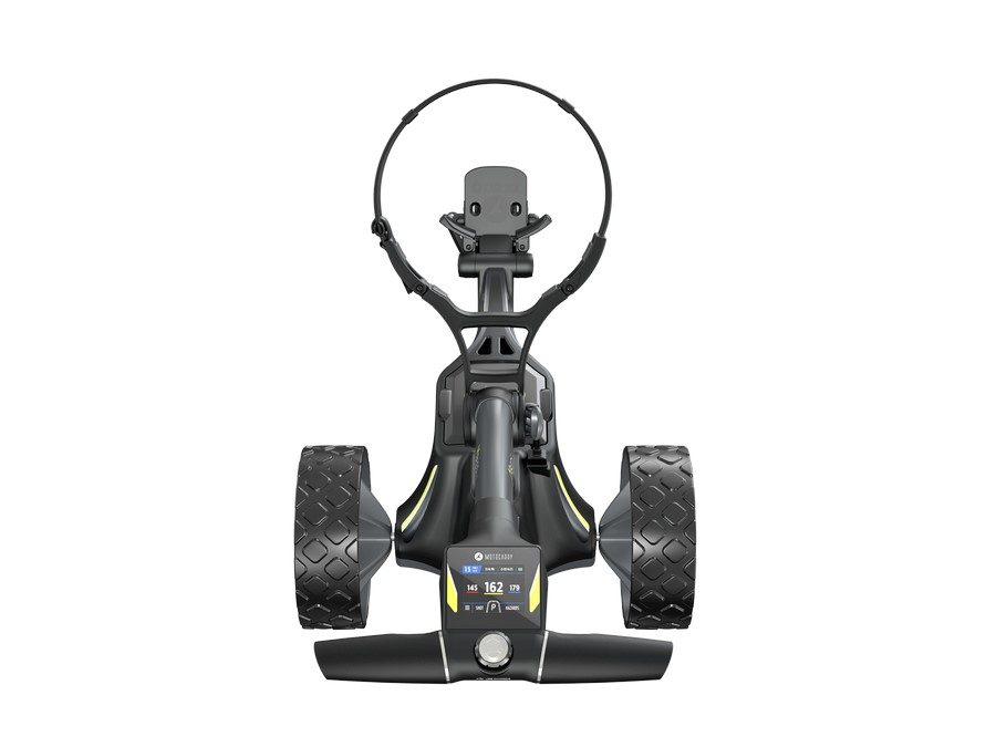 Motocaddy launches world's first cellular enabled trolley