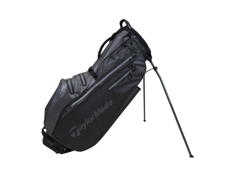 TaylorMade announces new bag range - Flextech™ waterproof stand and Storm-Dry cart have been created with inclement weather in mind